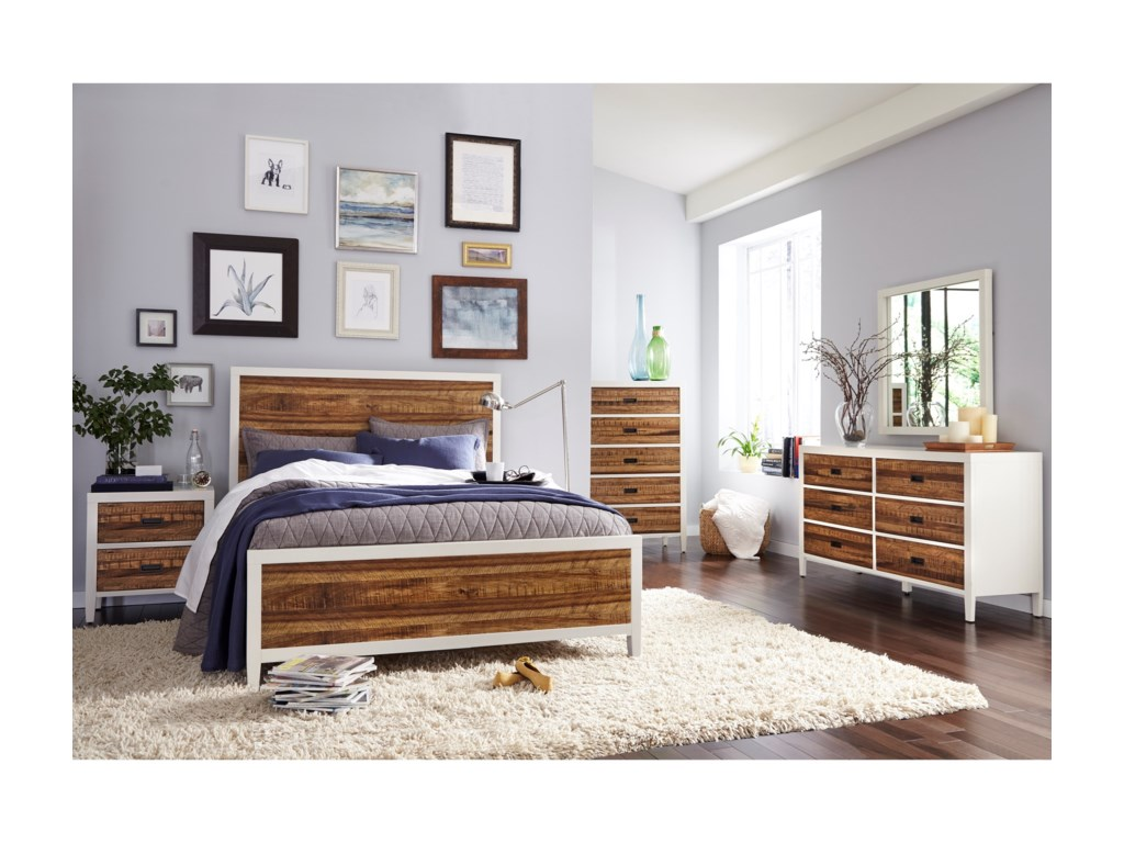 Modus International MontanaQueen Bedroom Group