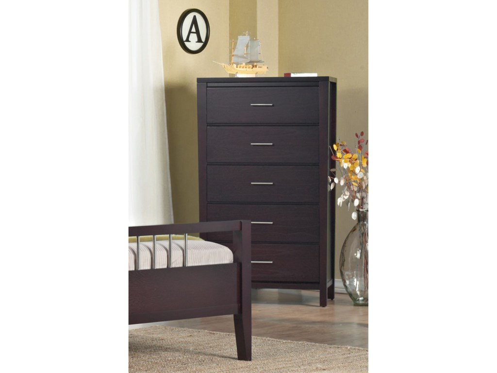Modus International Nevis5-Drawer Chest