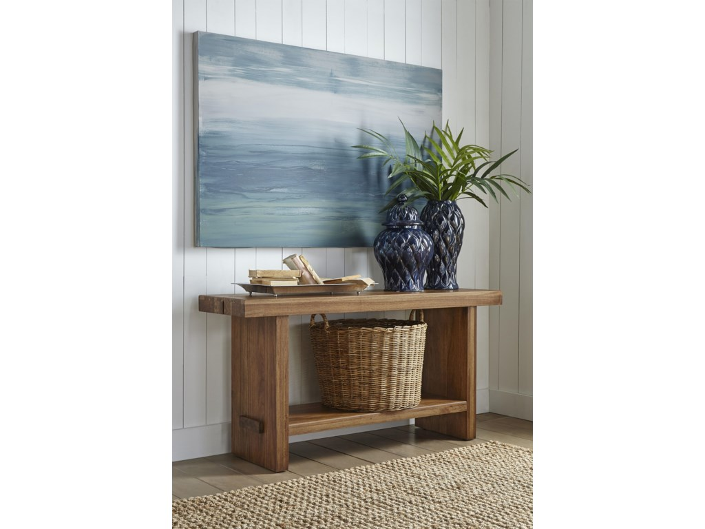 Modus International OceanConsole Table