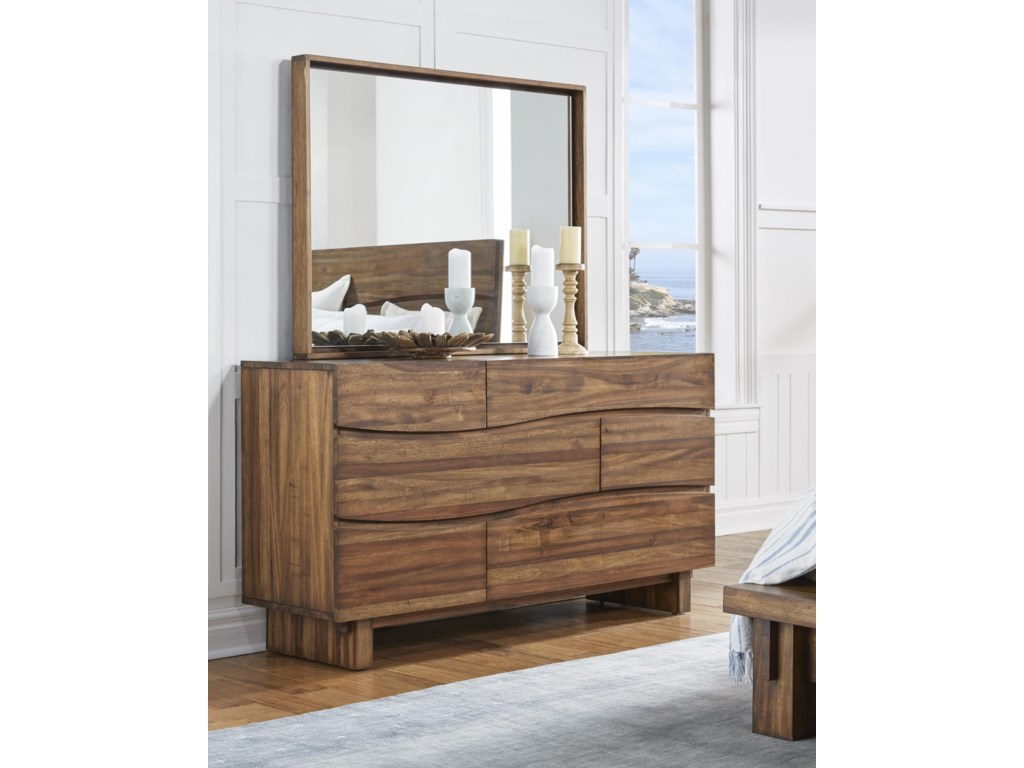 Modus International Ocean6 Drawer Dresser