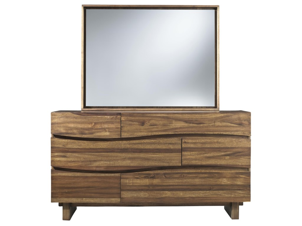 Modus International Ocean6 Drawer Dresser