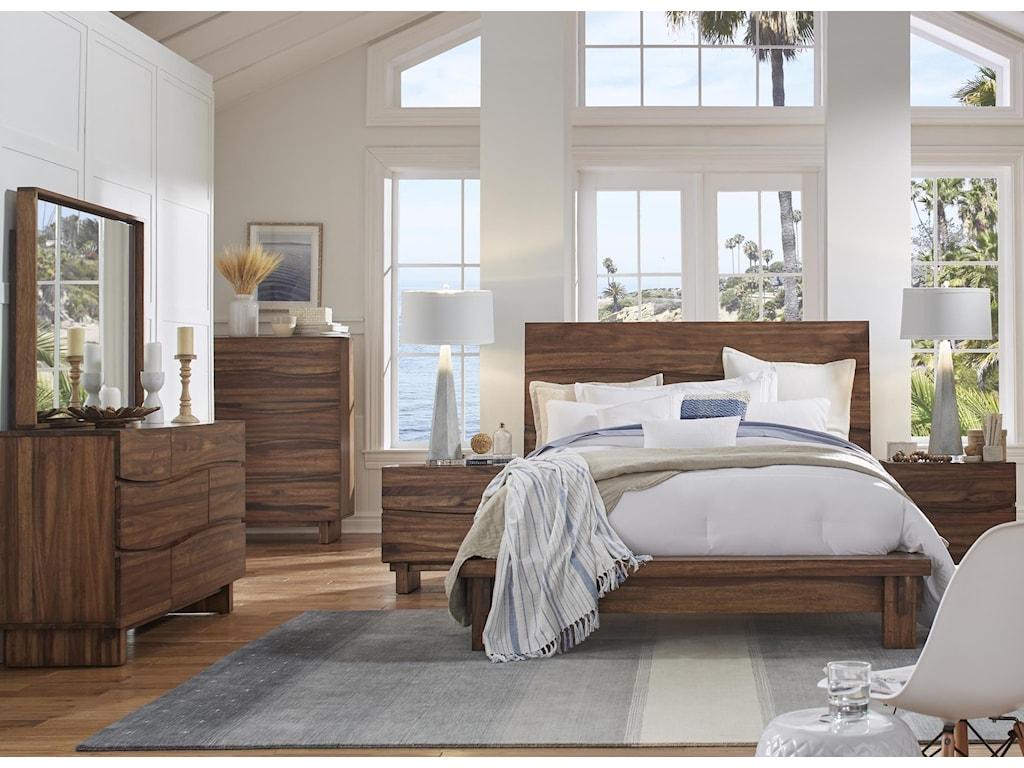 Modus International OceanKing Bed