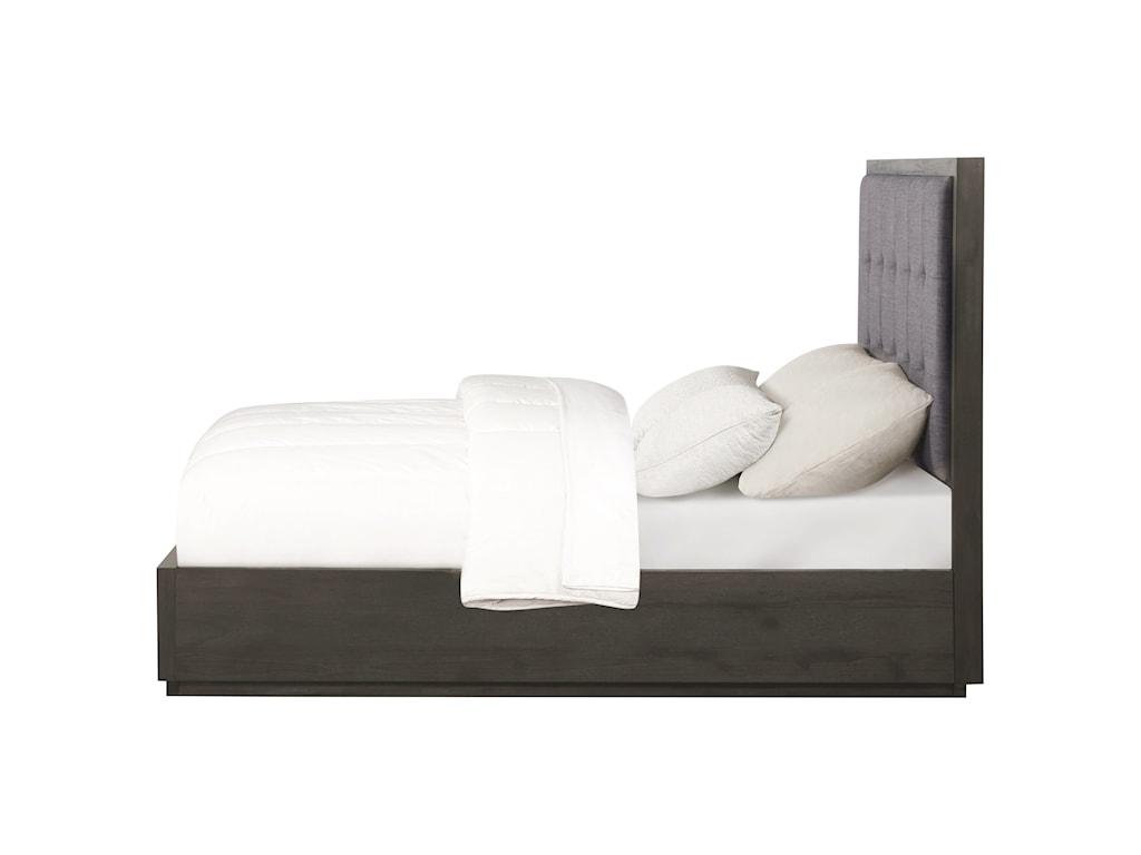 Modus International OxfordQueen Platform Bed