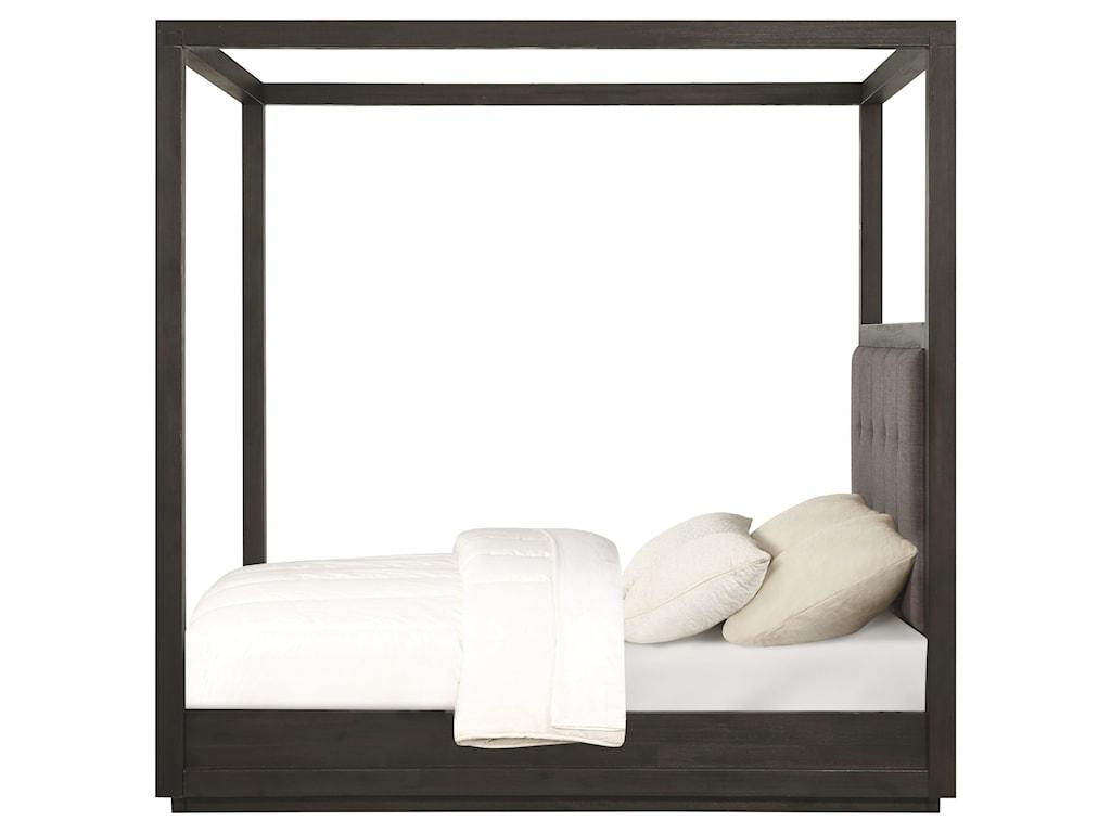 Modus International OxfordFull Canopy Bed