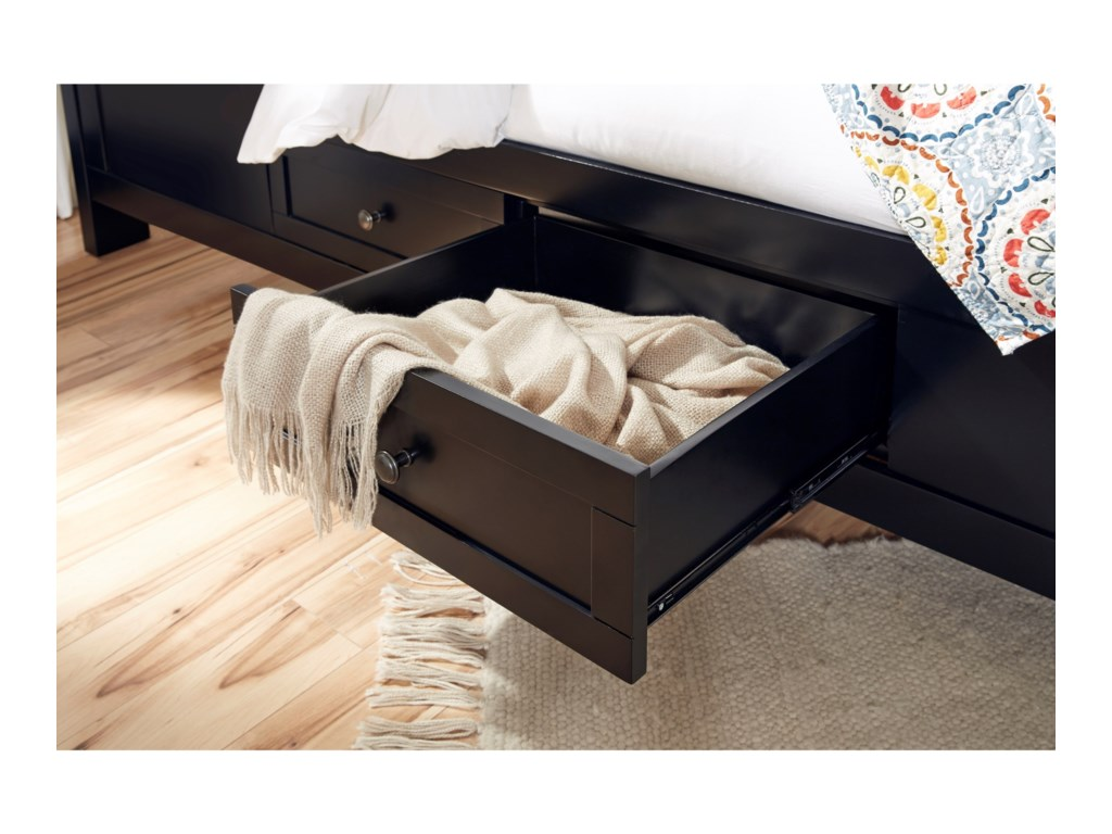 Modus International ParagonCalifornia King Storage Bed