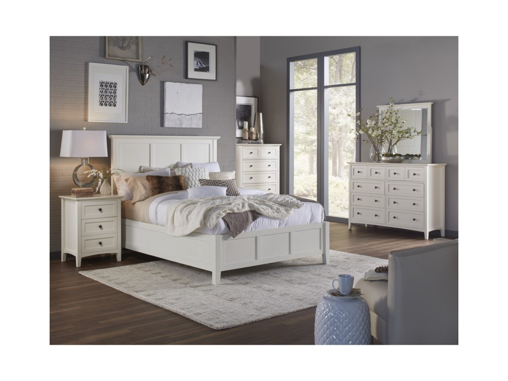 Modus International ParagonQueen Bedroom Group