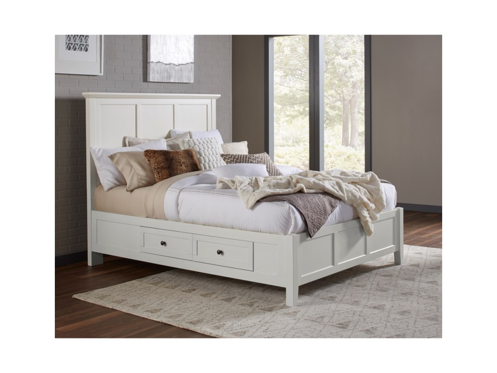 Modus International ParagonKing Storage Bed