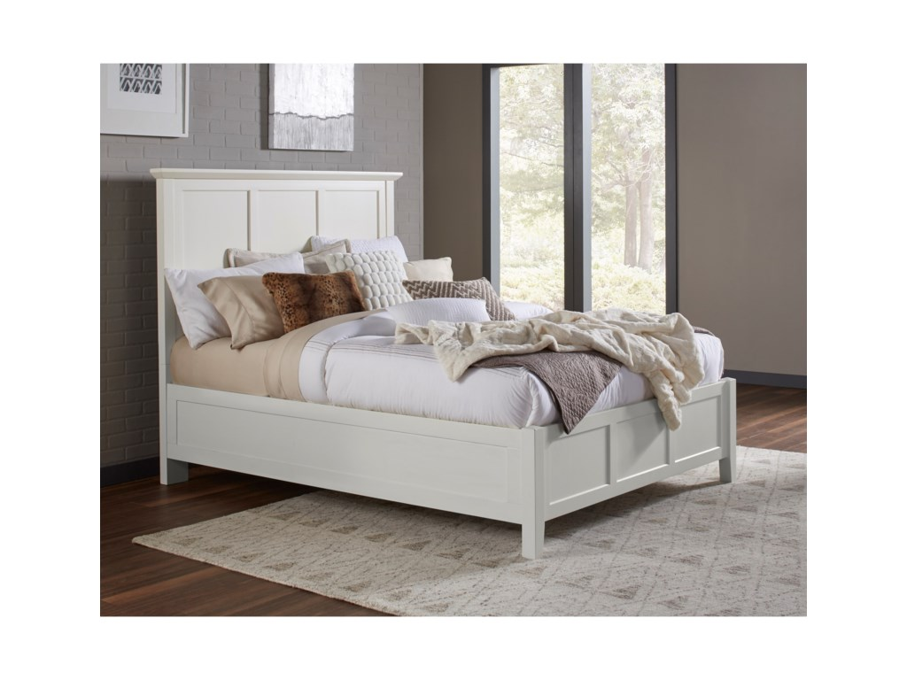 Modus International ParagonQueen Low-Profile Bed