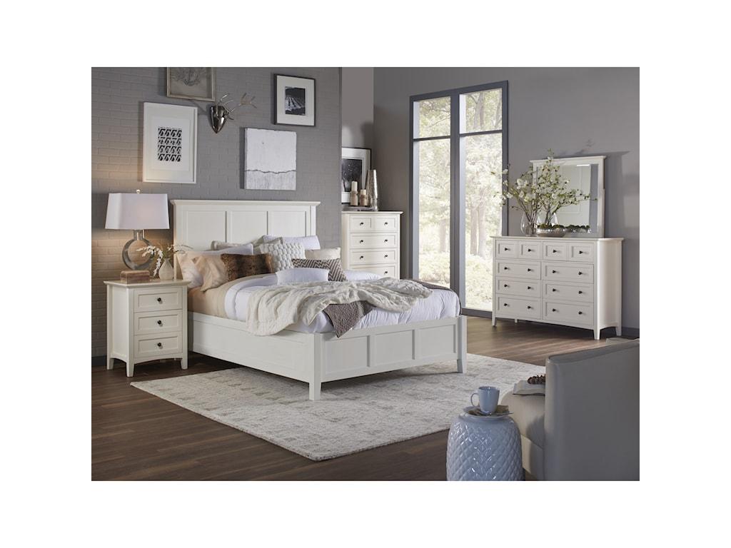 Modus International ParagonCalifornia King Low-Profile Bed