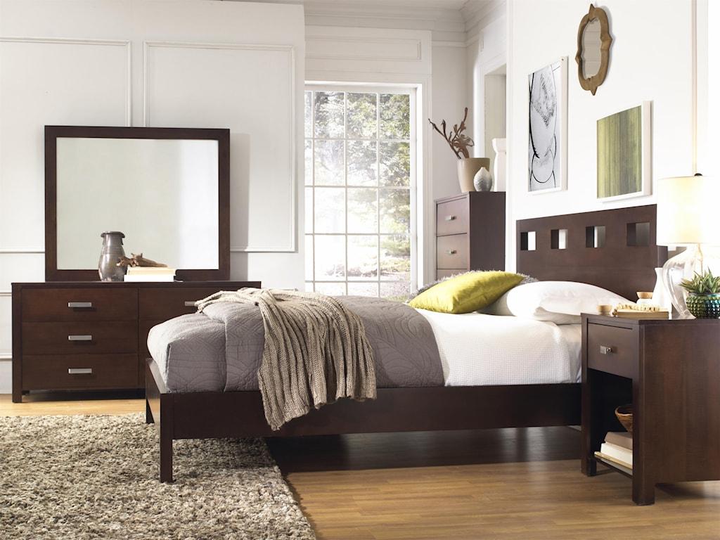Modus International RivaQueen Bed