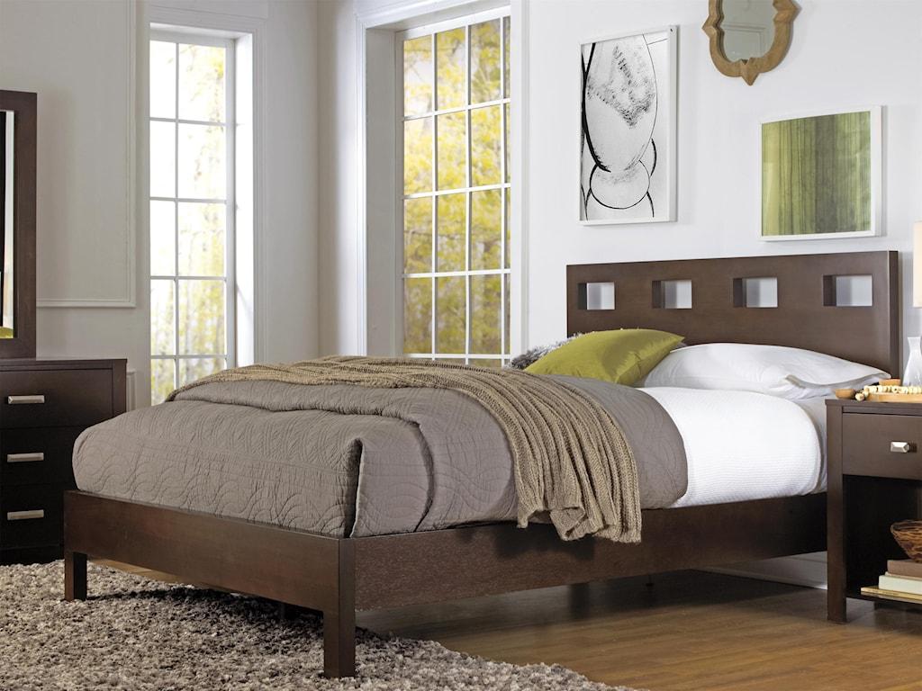 Modus International RivaCalifornia King Bed