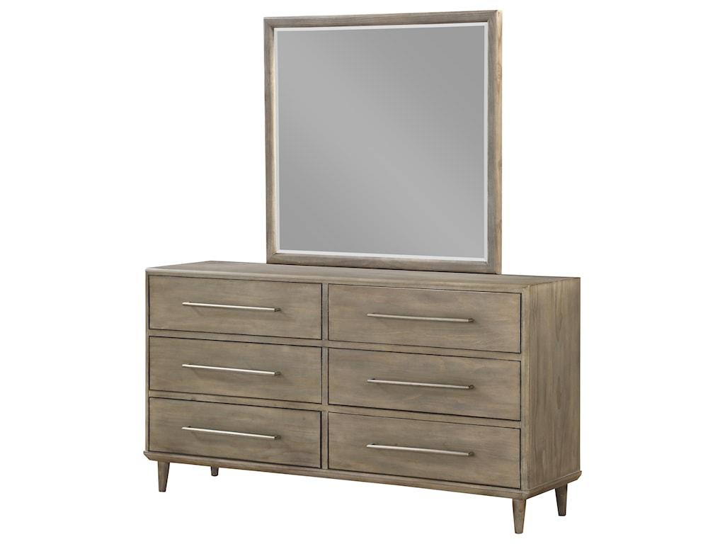 Modus International SpindleDresser and Mirror