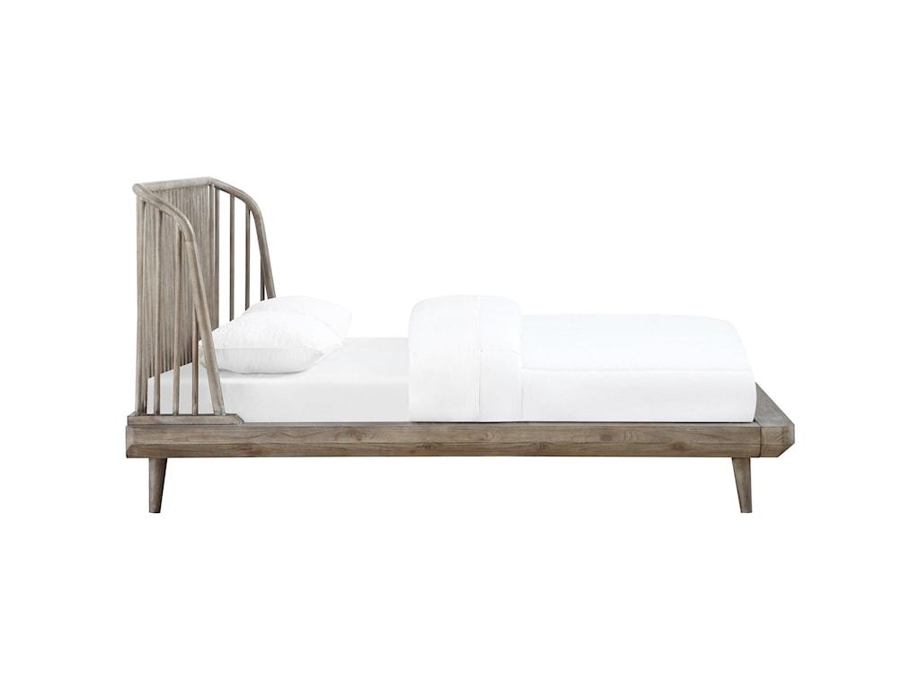 Modus International SpindleFull Platform Bed