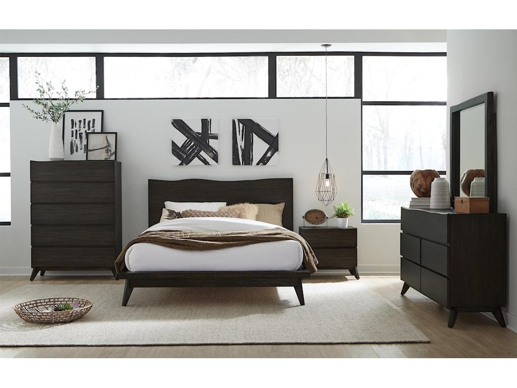 Modus International Denver4-Piece Queen Bedroom Set