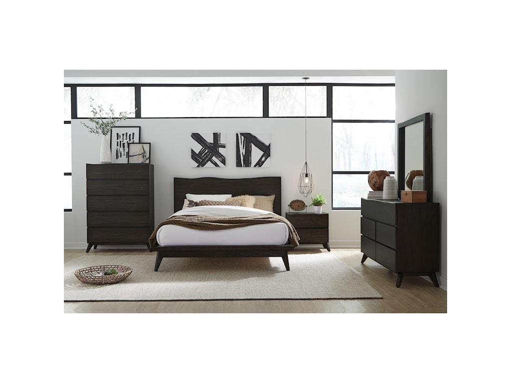 Modus International TahoeQueen Platform Bed
