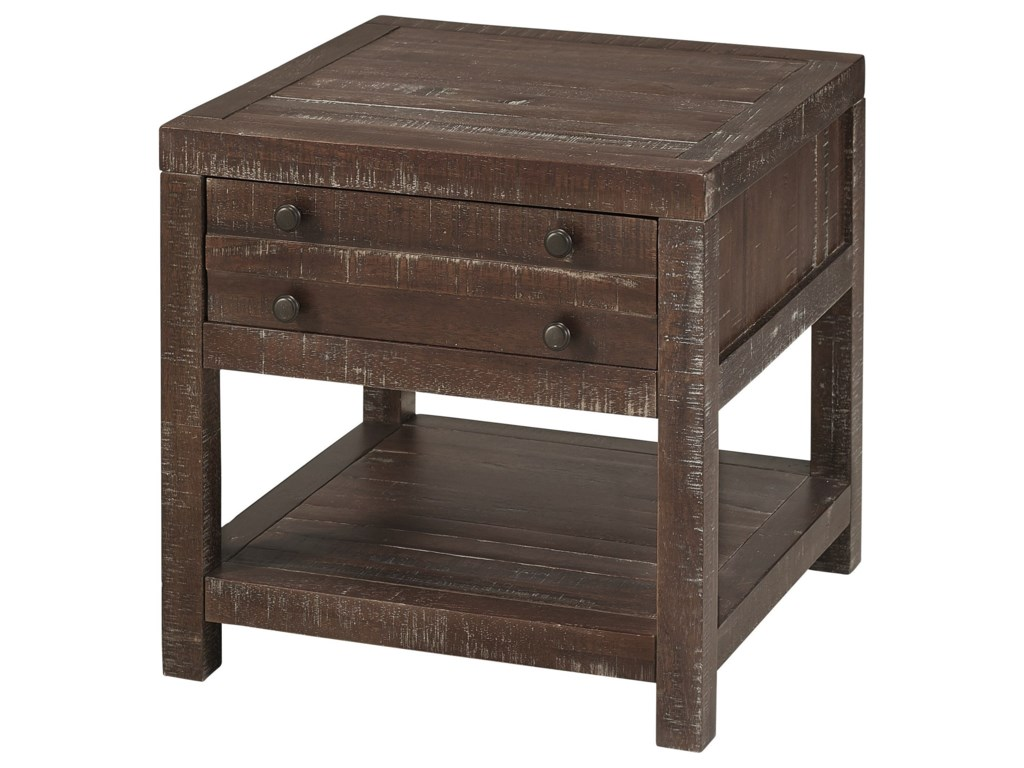 Modus International TownsendSide Table