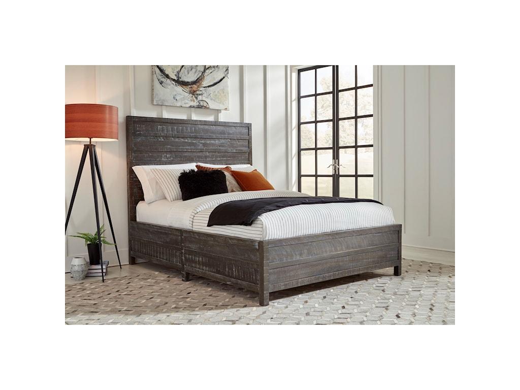 Modus International TownsendCalifornia King Low-Profile Bed