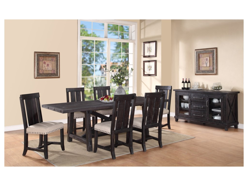 Modus International YosemiteFormal Dining Room Group