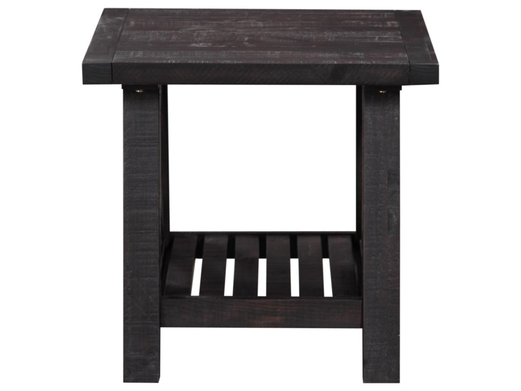 Modus International YosemiteSolid Wood Side Table