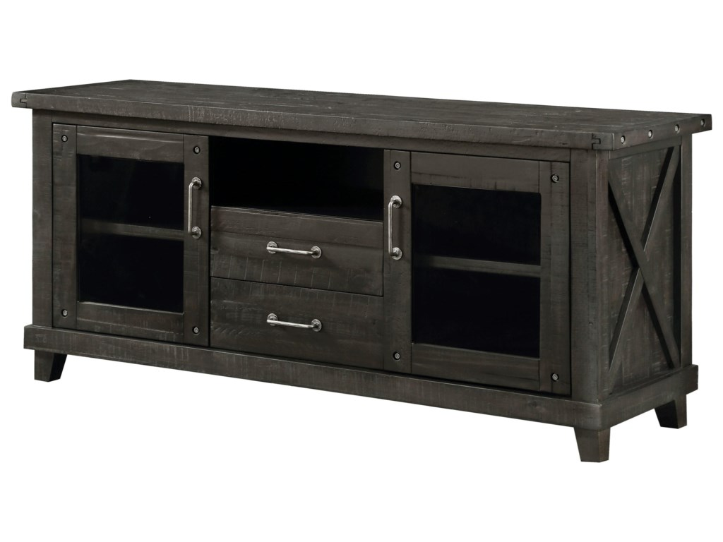 Modus International Yosemite2-Drawer Media Console