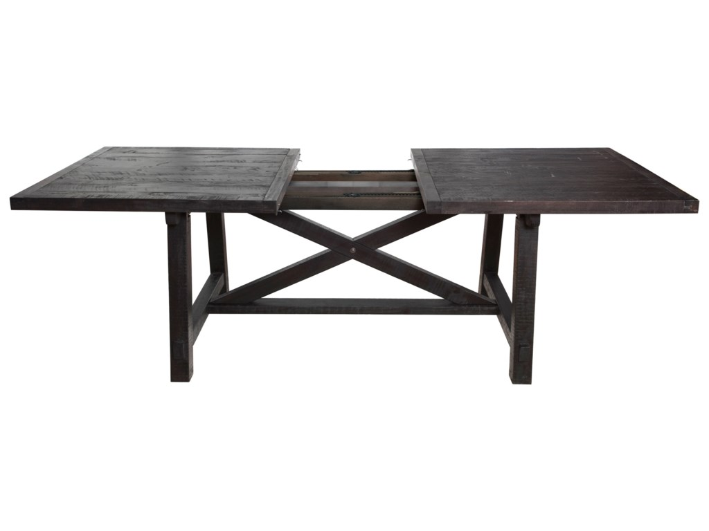 Modus International Yosemite5-Piece Rectangular Dining Table Set