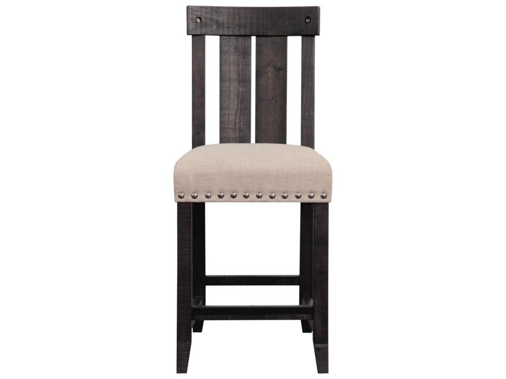 Modus International YosemiteSolid Wood Kitchen Counter Stool