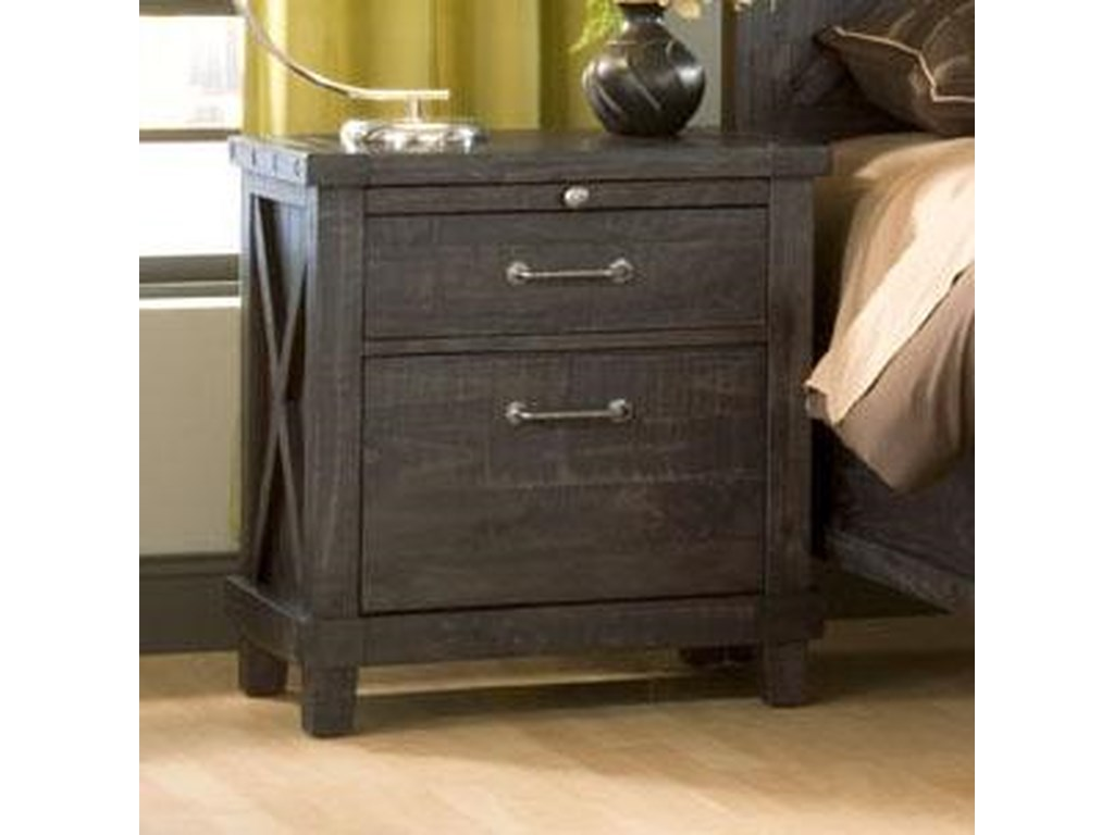 Modus International YosemiteCafe Nightstand