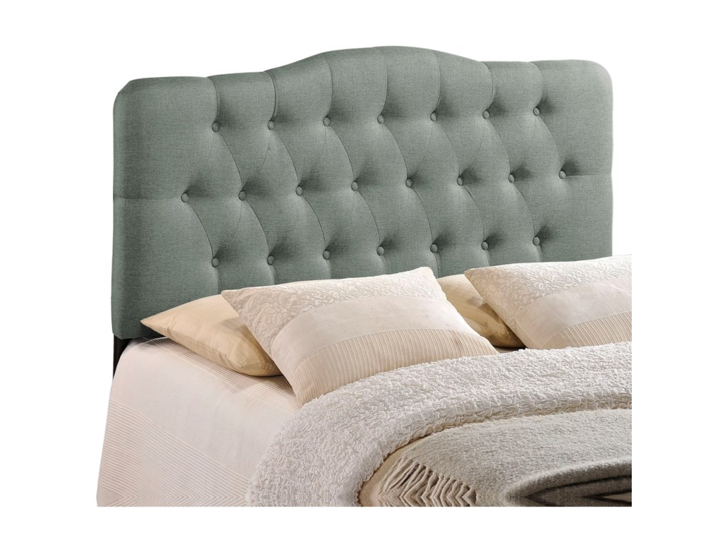Modway AnnabelQueen Upholstered Headboard