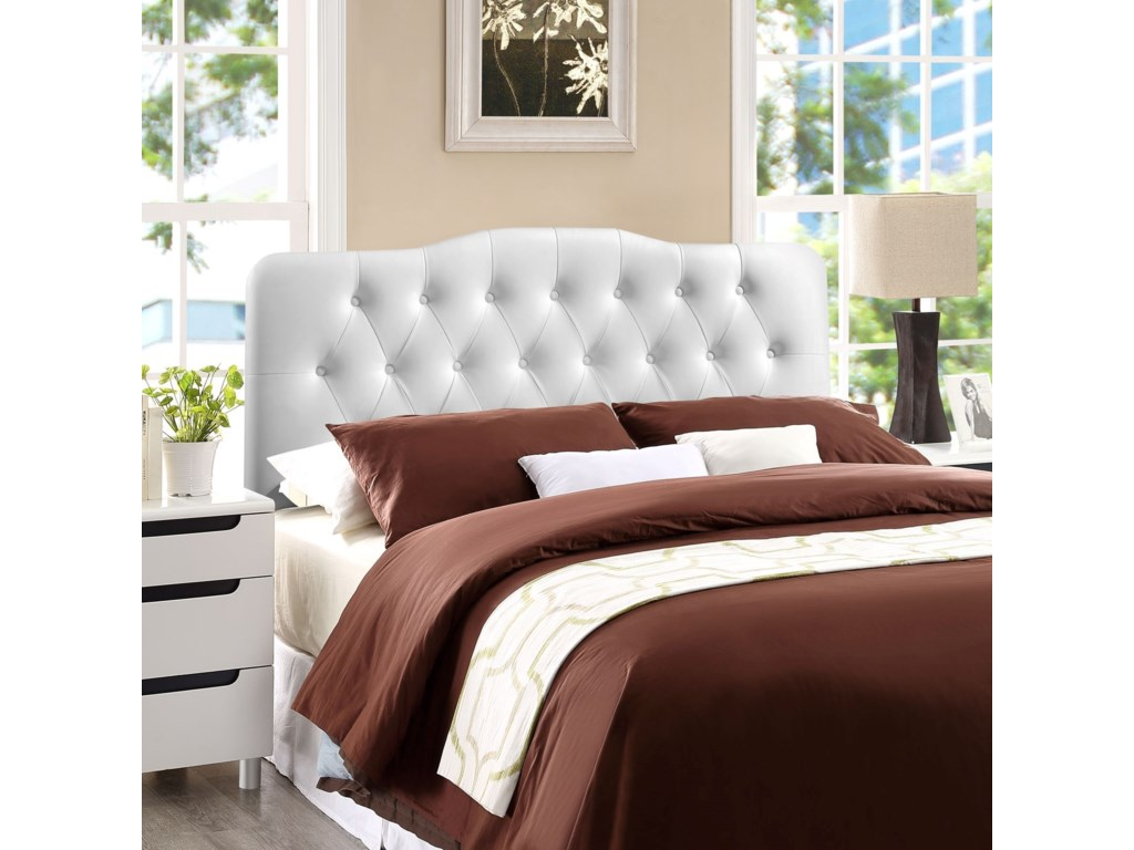 Modway AnnabelKing Upholstered Headboard