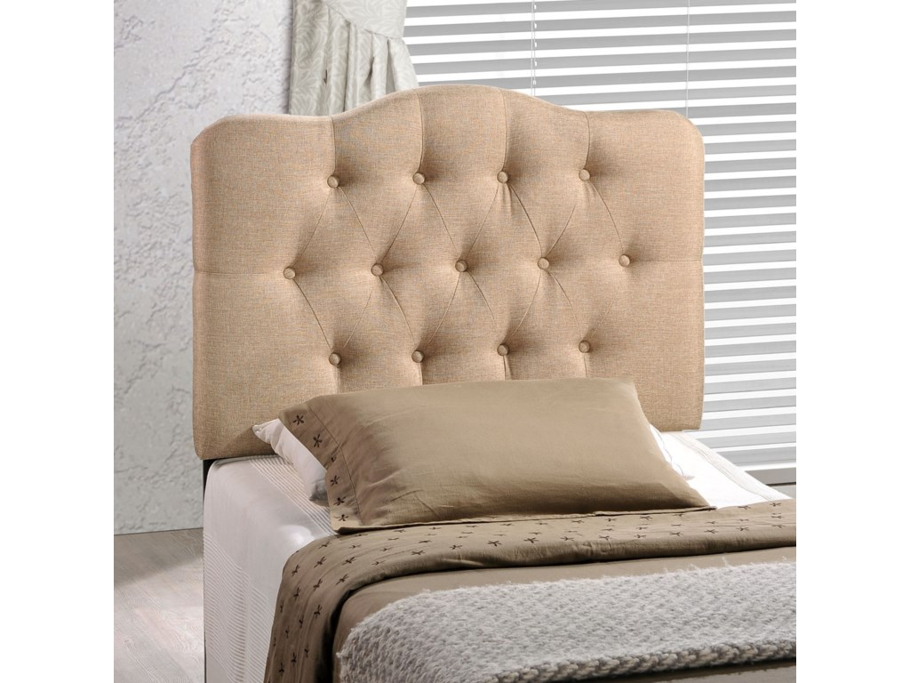 Modway AnnabelTwin Upholstered Headboard