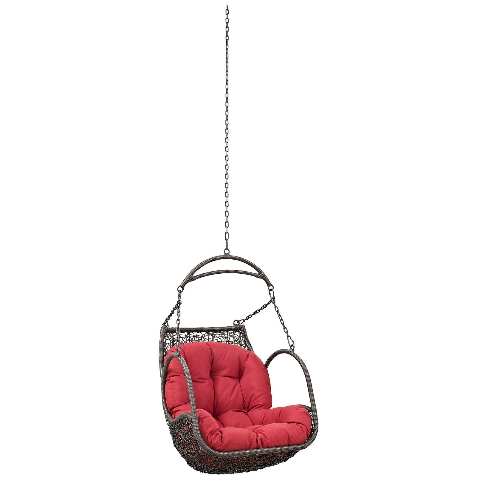 Charmant Modway ArborOutdoor Patio Swing Chair ...