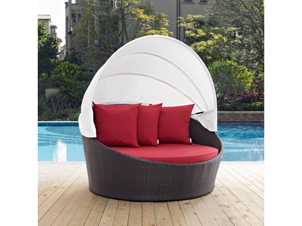 Modway ConveneOutdoor Patio Daybed