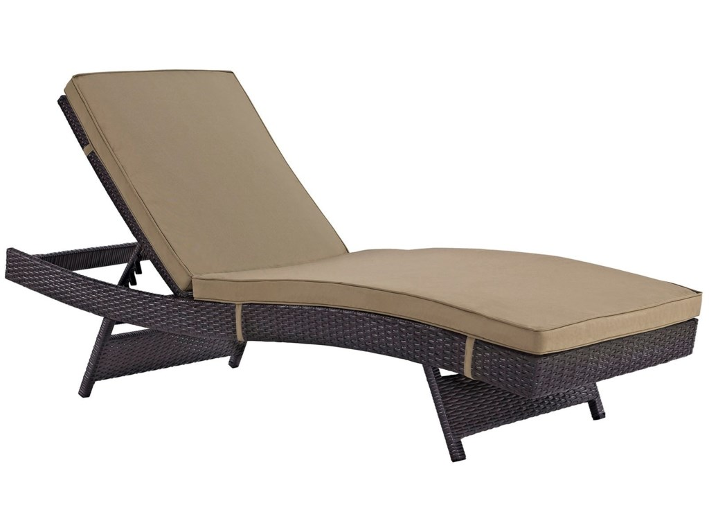 Modway ConveneOutdoor Patio Chaise