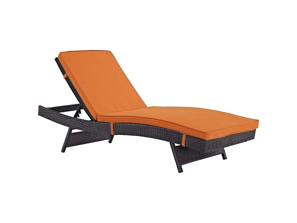 Modway ConveneOutdoor Patio Chaise