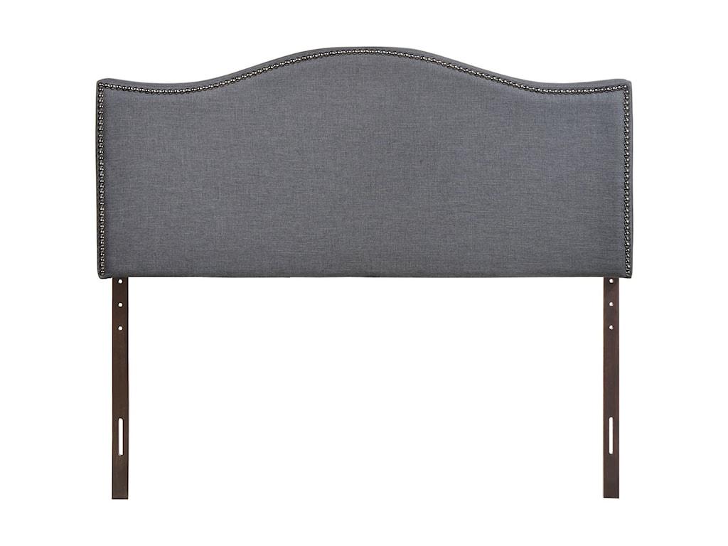 Modway CurlQueen Upholstered Headboard