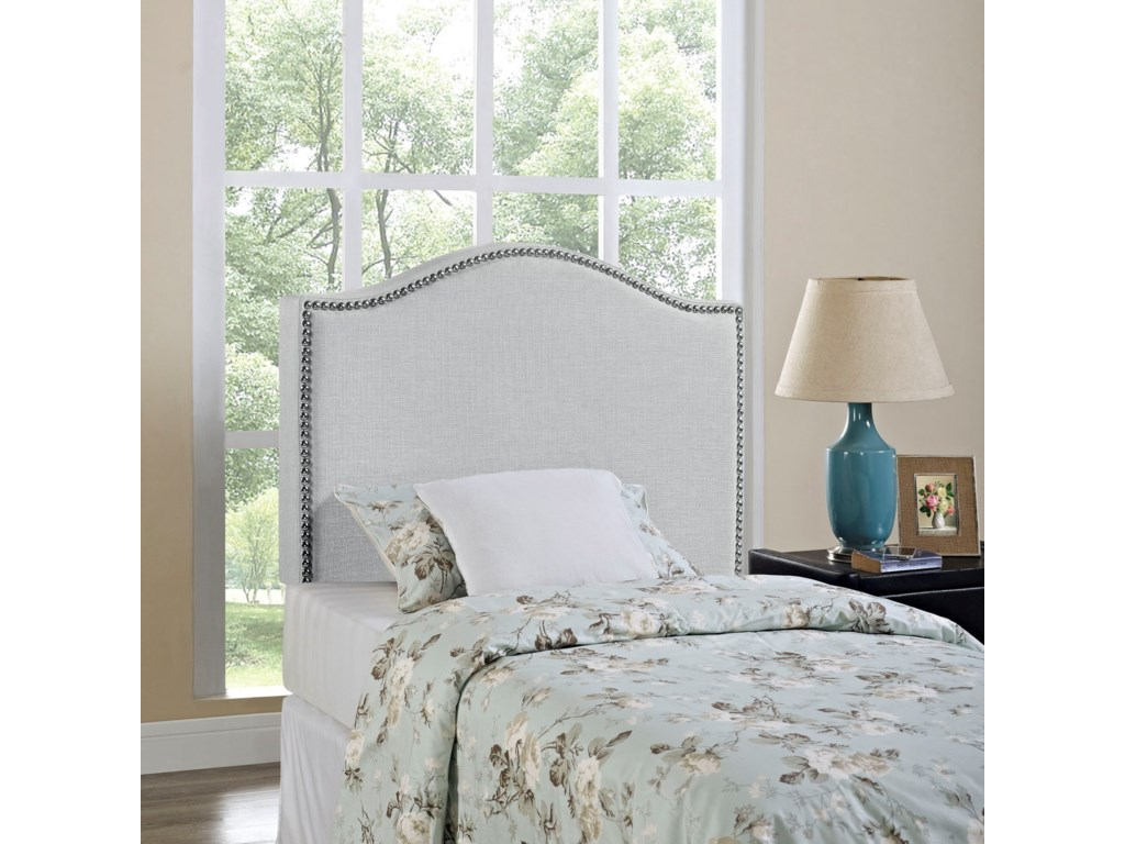 Modway CurlTwin Upholstered Headboard