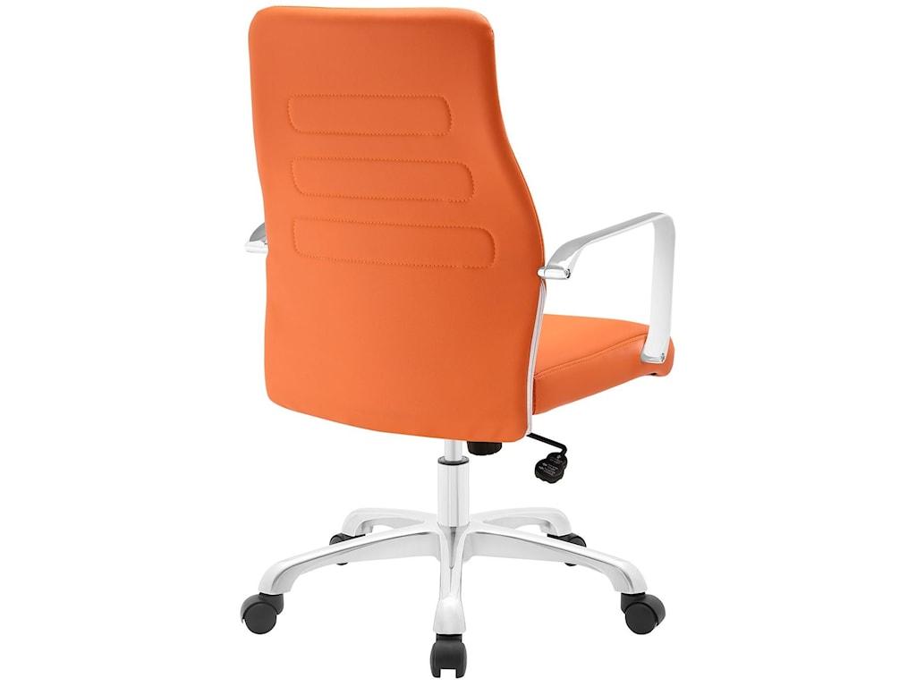 Modway DepictAluminum Office Chair