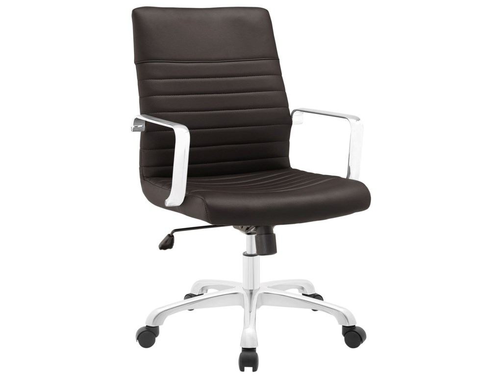 Modway FinesseMid Back Office Chair
