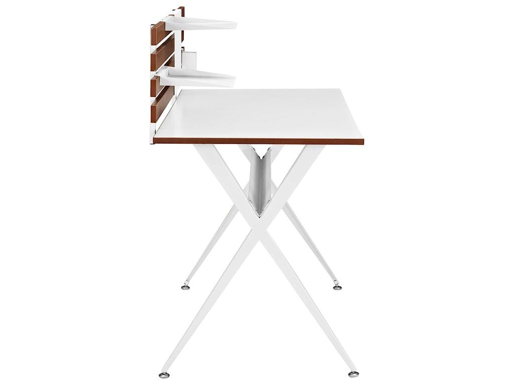 Modway KnackOffice Desk