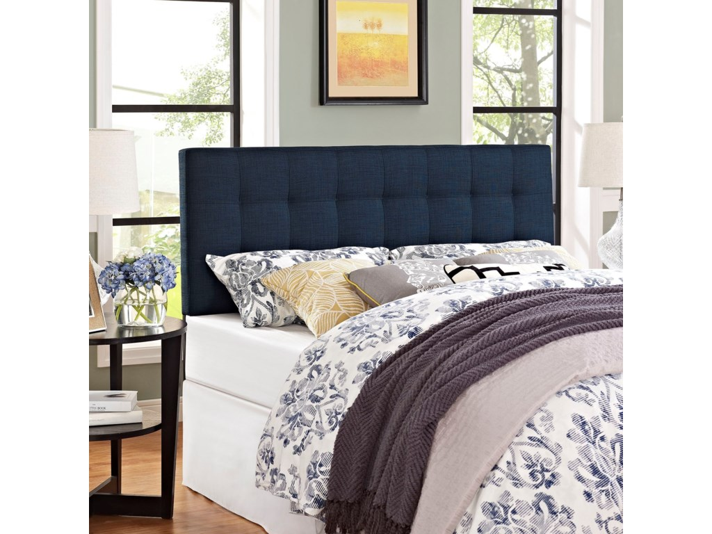 Modway LilyQueen Upholstered Headboard