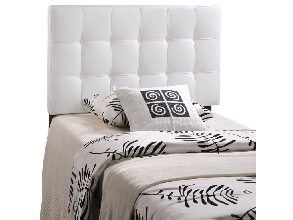 Modway LilyTwin Upholstered Headboard