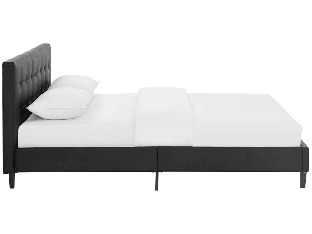 Modway LinneaFull Faux Leather Bed
