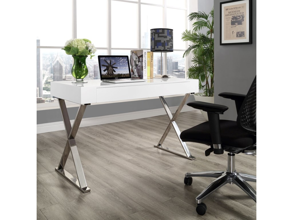 Modway SectorOffice Desk