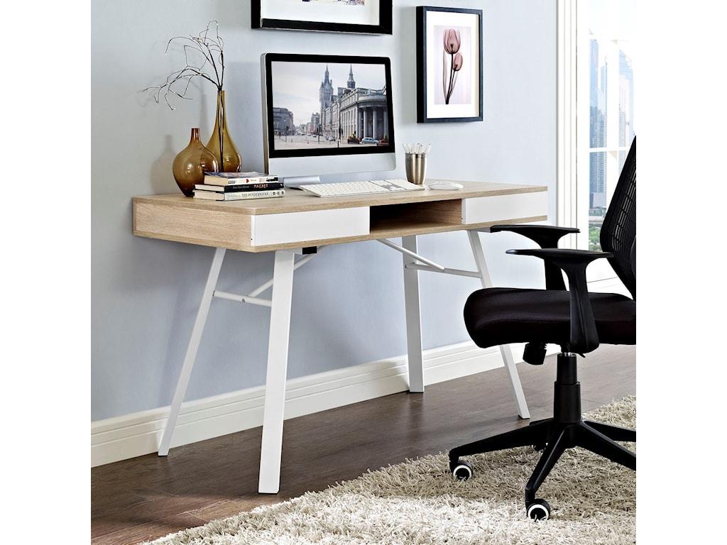 Modway StirOffice Desk