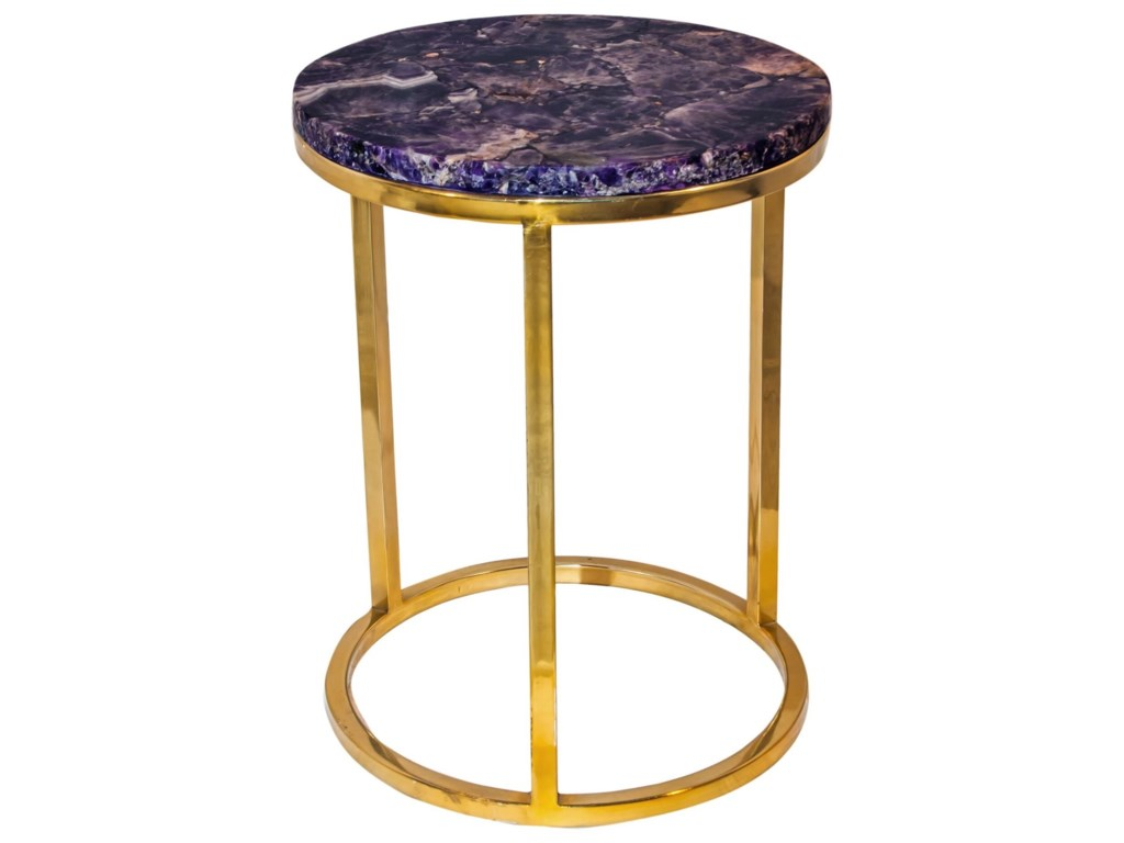Moe's Home Collection Accent TablesAmethyst Accent Table