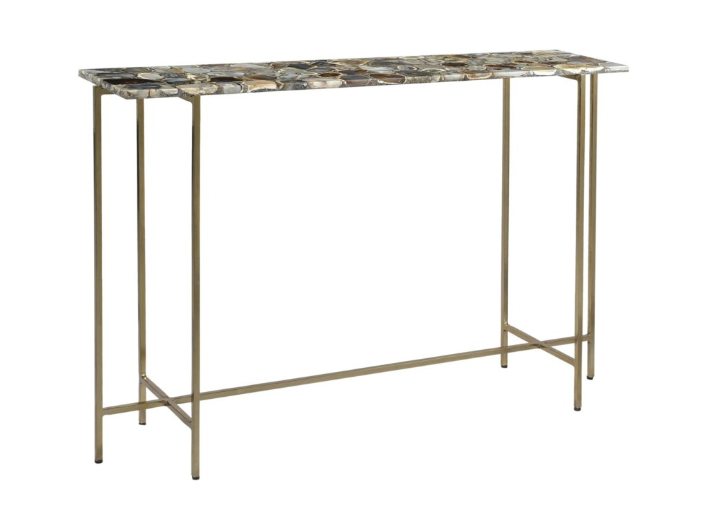 Moe's Home Collection AgateConsole Table