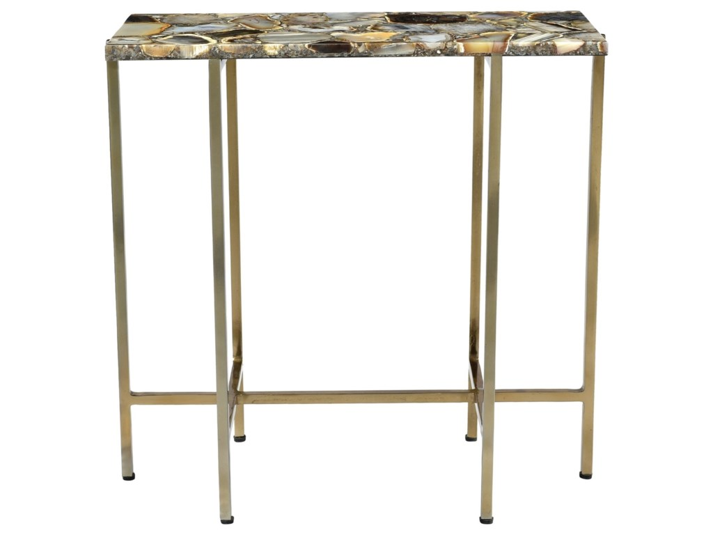 Moe's Home Collection AgateAccent Table