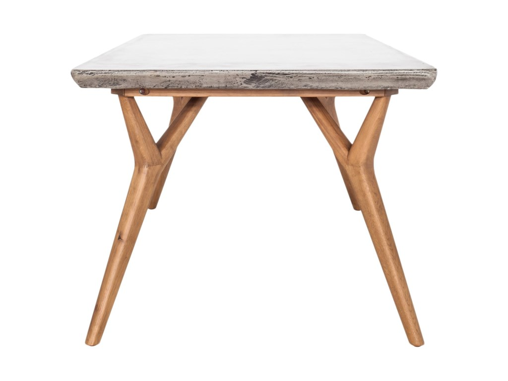 Moe's Home Collection AmariConcrete Dining Table