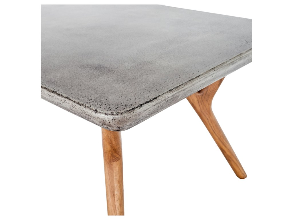 Moe's Home Collection AmariConcrete Coffee Table