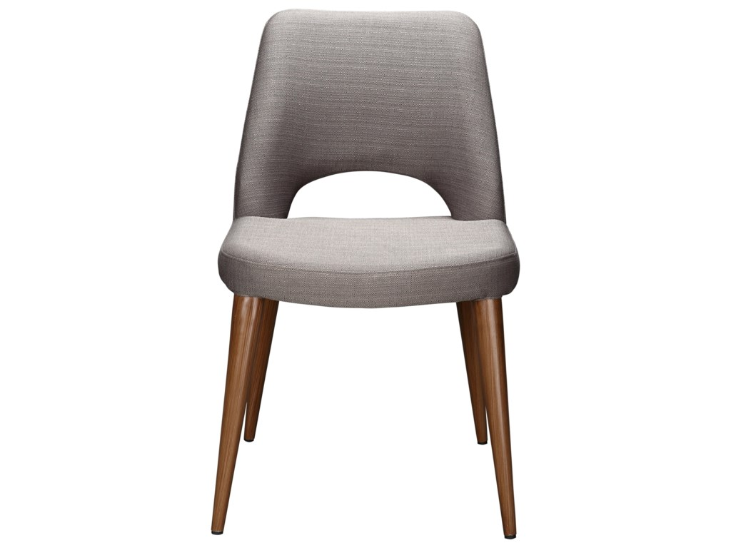 Moe's Home Collection Andre Dining Chair Light Brown - M2